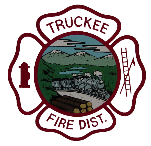 Truckee Fire color logo