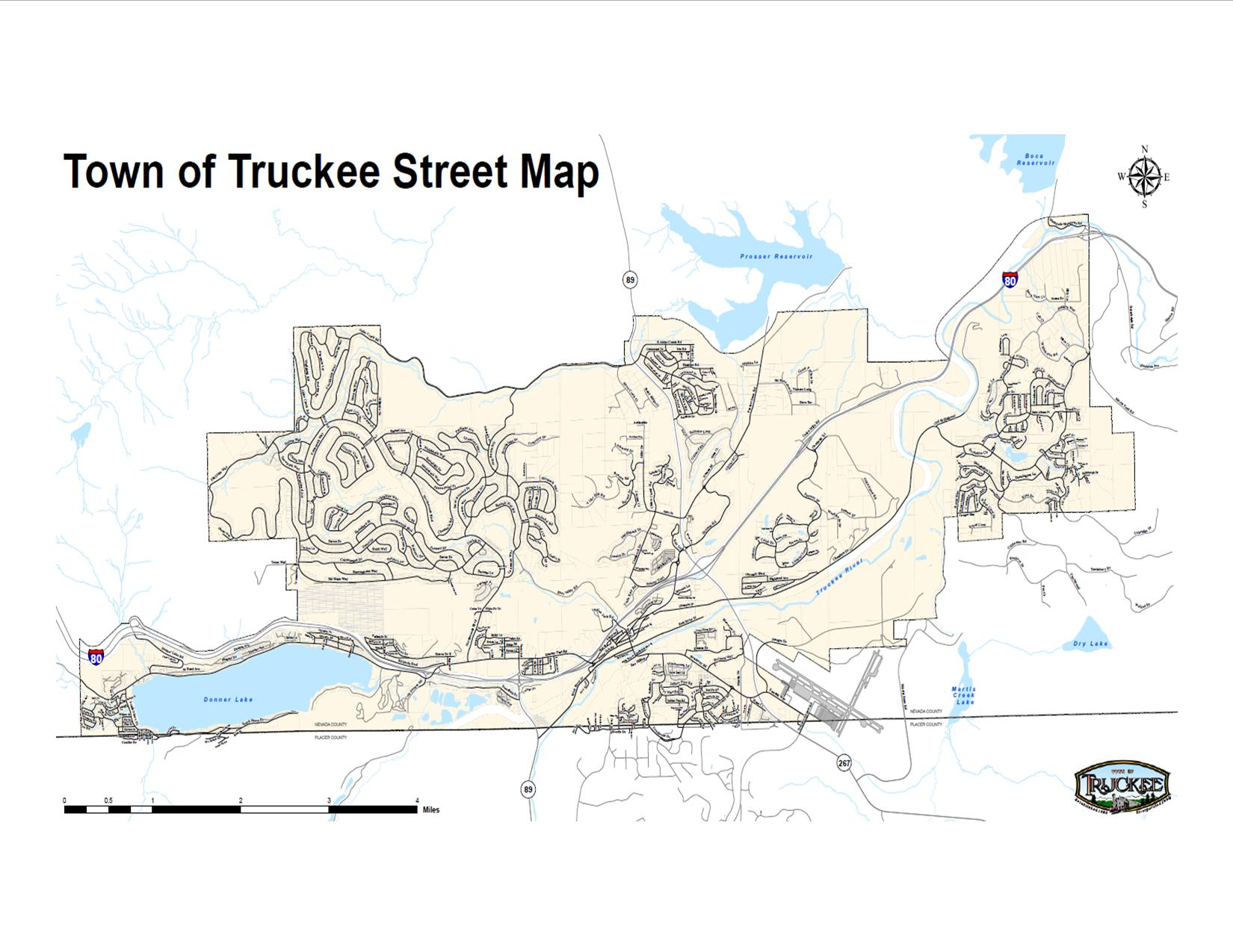 Gis Data Downloads Web Apps And Interactive Maps Town Of Truckee