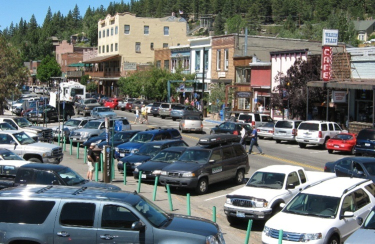 Image of Downtown Parking
