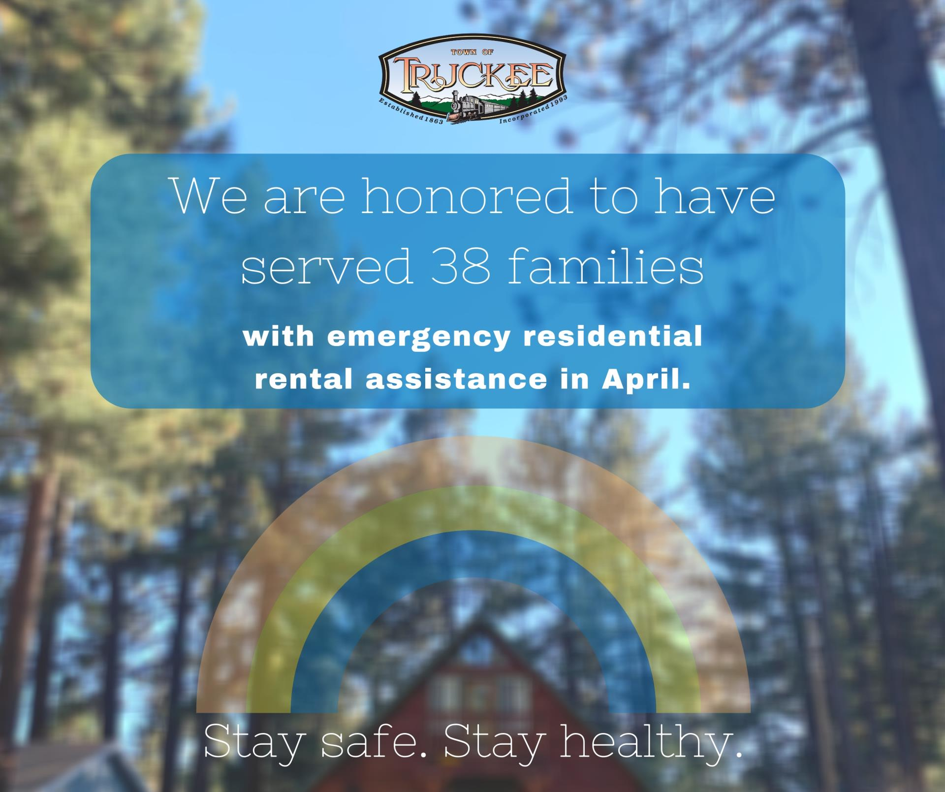 Emergency Residential Rental Assistance Provided