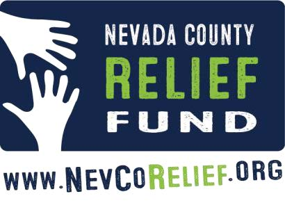 Nevada County Relief Fund Logo