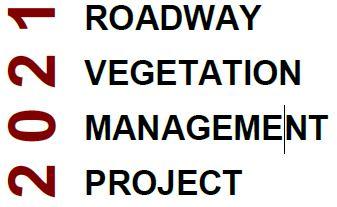 TFD 2021 Logo for Vegetation Management Project