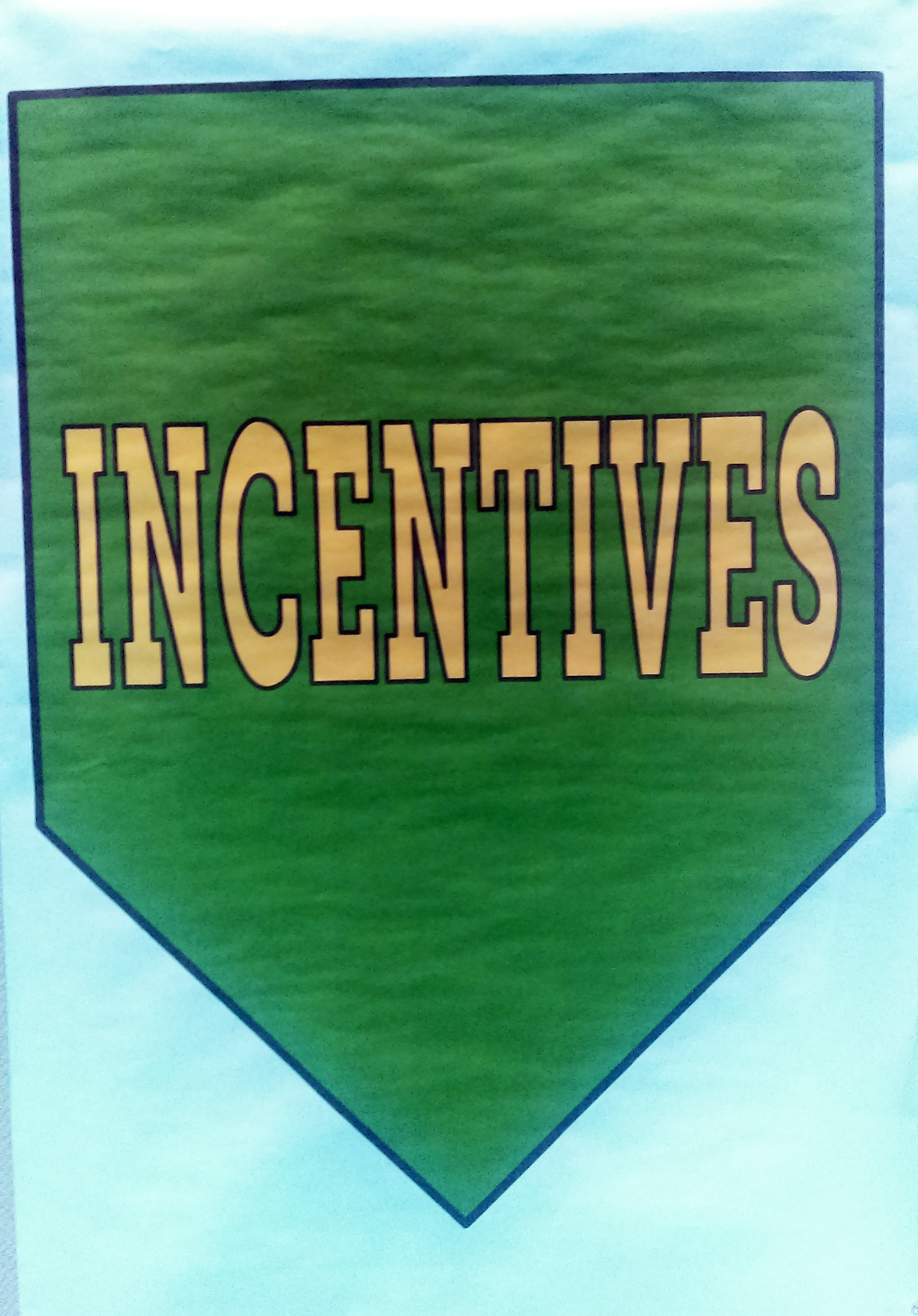Incentives Poster