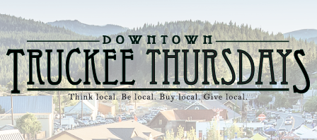 Truckee Thursday Logo