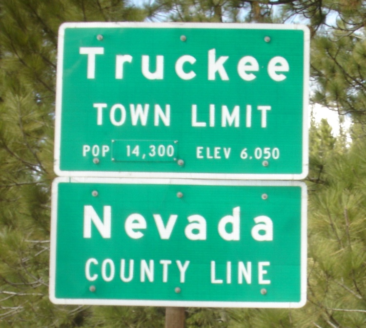 Truckee Signs
