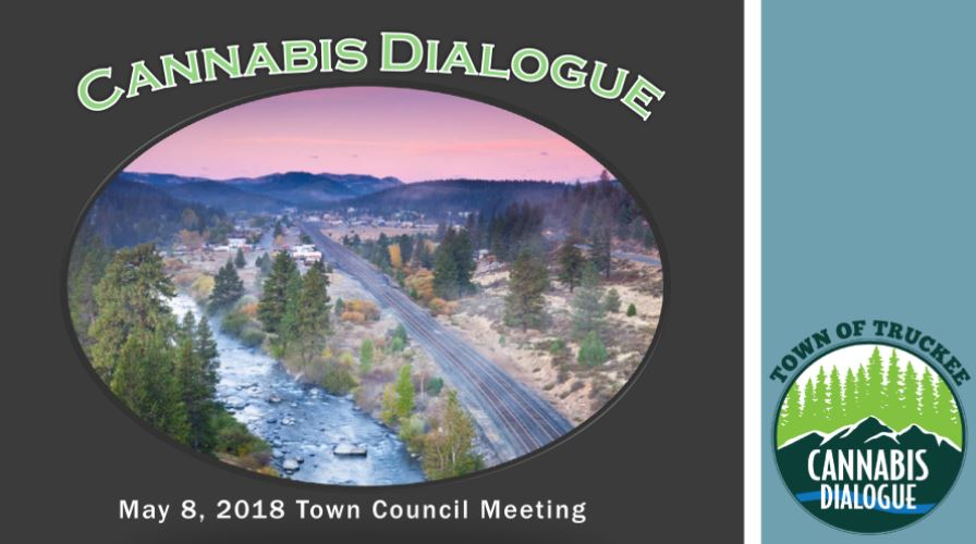 Cannabis Dialogue May 8 Town Council Meeting