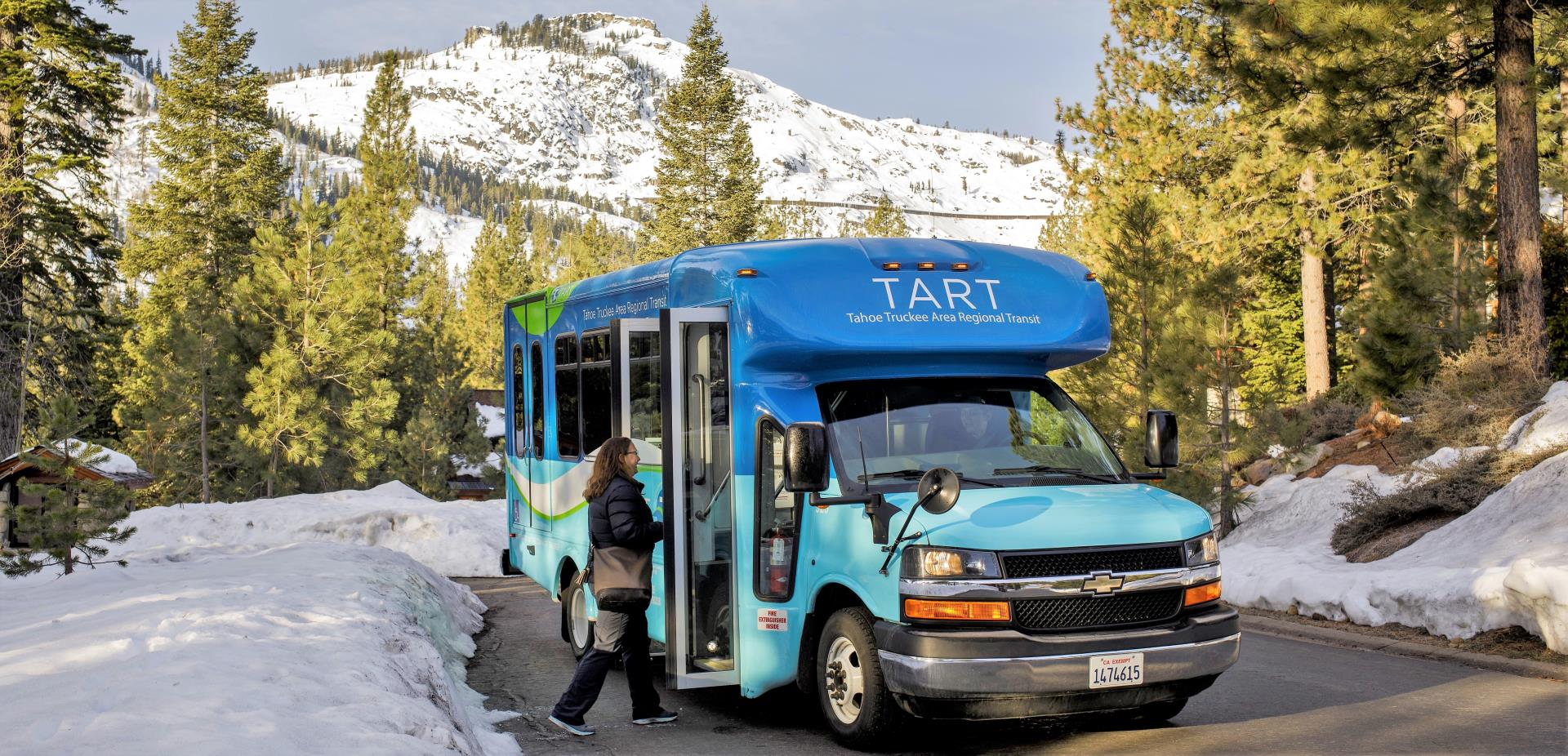 Public Transportation | Town of Truckee