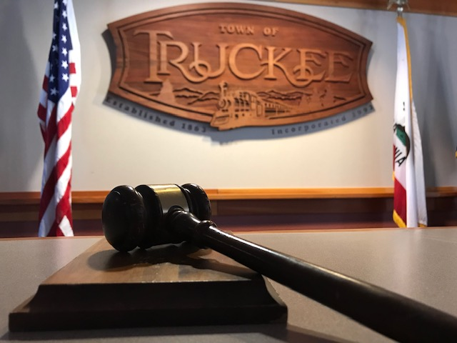 Truckee welcomes its newly appointed Council Member, Tony Commendatore.