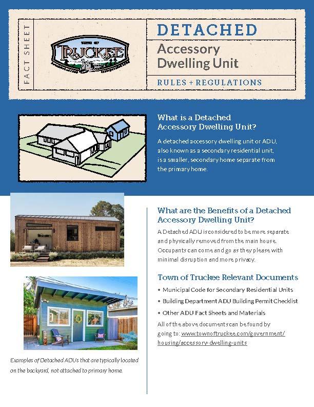 Detached ADU Fact Sheet