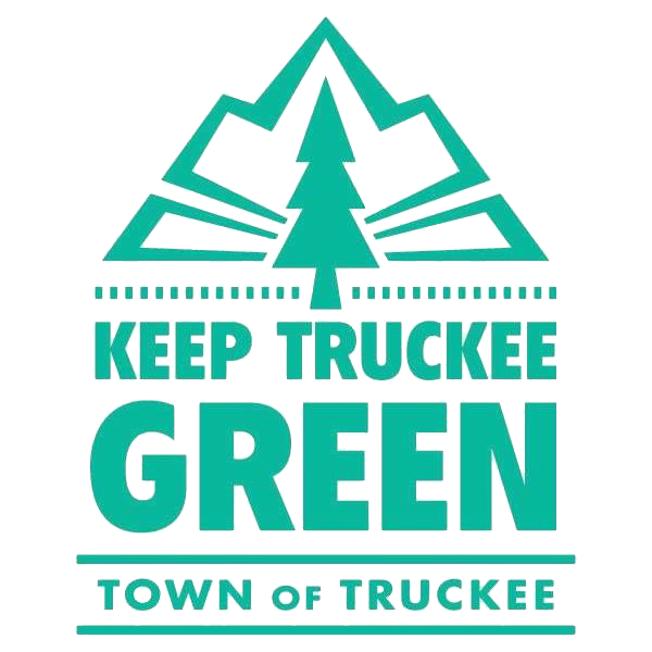 Keep Truckee Green mountain tree