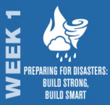 Week 1 logo