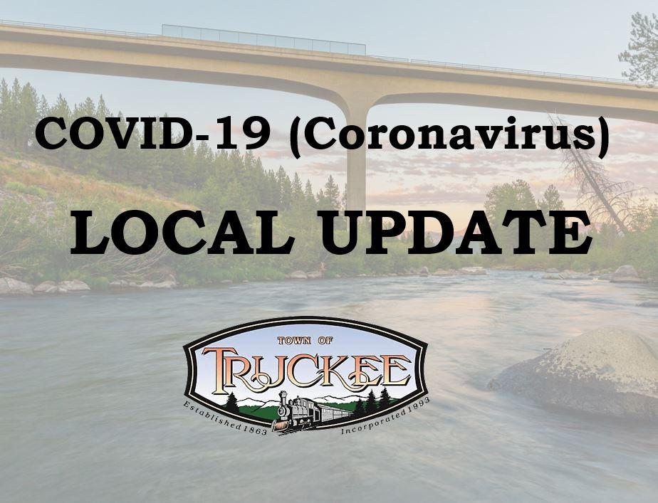 Local Update Covid